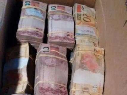 Carga de cocaína que saiu de MS para Santos é avaliada em R$ 5 milhões