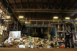 De janeiro a junho foram apreendidas 120 toneladas de entorpecentes (Foto: Marcos Ermínio)