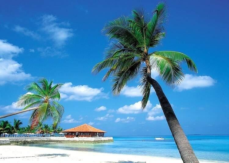 Caribe está entre os destinos internacionais mais procurados.