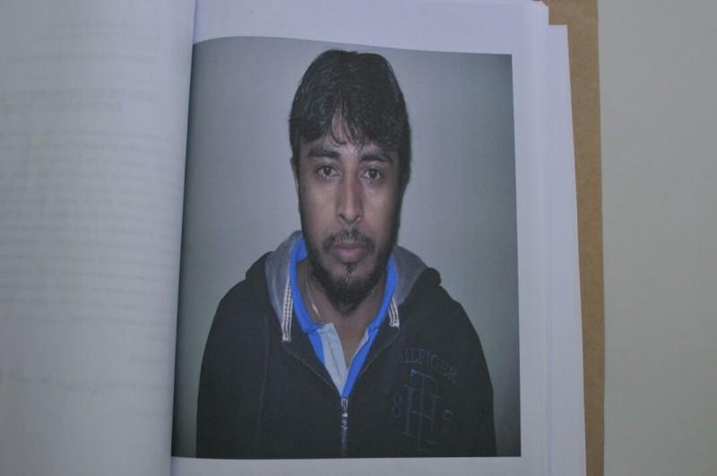 Ezequiel seria do Comando Vermelho, segundo polícia do Paraguai (Foto: Alcides Neto)