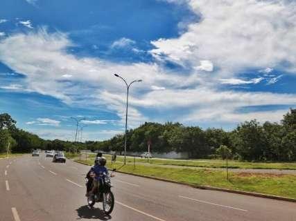 Semana pode começar com temporal em 20 cidades de Mato Grosso do Sul