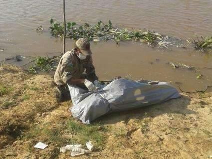 Corpo encontrado em rio é de trabalhador que desapareceu no domingo