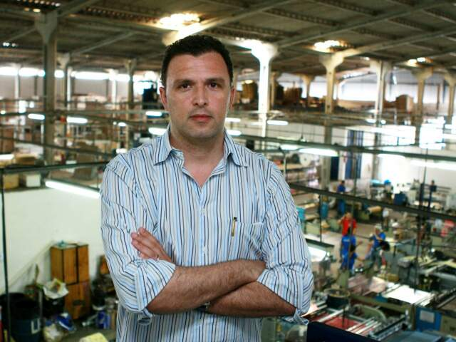 Presidente da AIAT (Associação Industrial de Aparecida do Taboado), Fabrício Latucci Pereira de Souza acredita que o Centro Integrado Sesi-Senai possibilitará a ida de mais indústrias para Aparecida do Taboado.