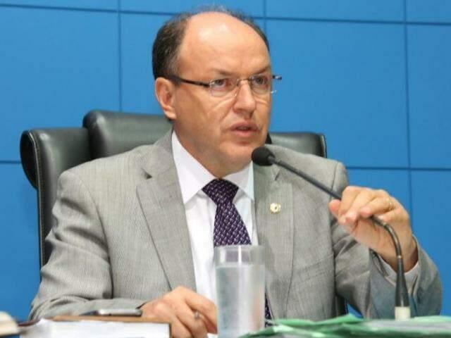 """""""Pode contar com nossos senadores, deputados e até com Temer"""", diz líder do PMDB. (Foto: ALMS)"""