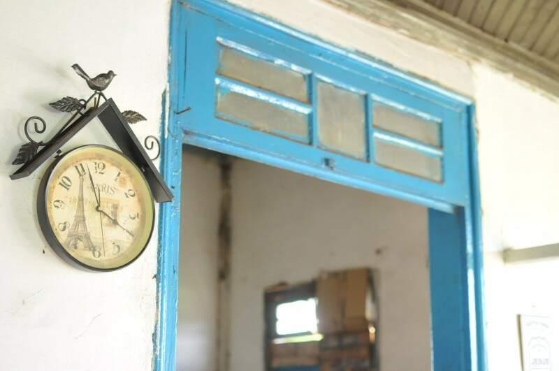 O tempo que não passa ou que volta ao passado em propriedade rural? (Foto: Alcides Neto)