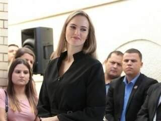 Maria Angélica assumirá a Assistência Social. (Foto: Fernando Antunes)