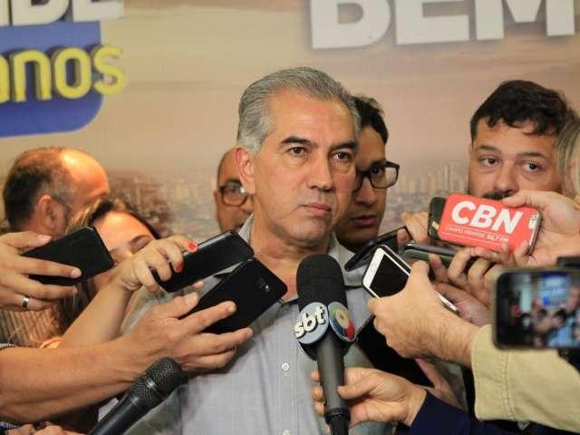 Reinaldo entrega 120 casas e visita interior em 1ª agenda após eleição