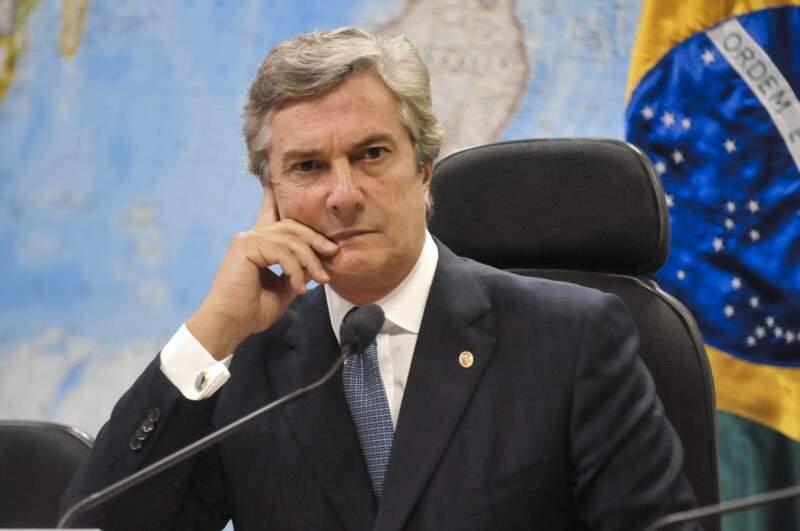 Janot pediu que Collor perda o mandato (Foto:Arquivo)