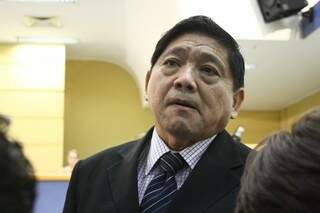 Edson indicou novo diretor-presidente para Agetran e só aguarda nomeação para migrar para base de Bernal (Foto: Marcos Ermínio / Arquivo)