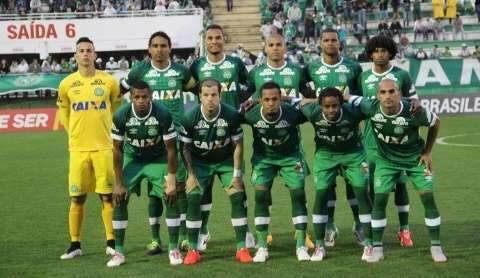Clubes brasileiros vão emprestar atletas para a Chapecoense