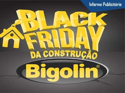 Bigolin surpreende com preços arrasadores na Black Friday