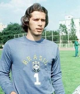 O goleiro Emerson Leão, reserva de Carlos na Copa do Mundo de 86 no México (Foto Arquivo)