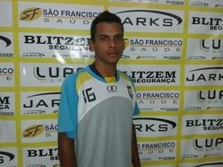 Guilherme tem passagens por Guaicurus e Águia Negra (Foto: Assessoria Cene)