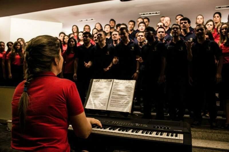 Objetivo do evento é levar a reflexão espiritual do que é o Natal (Foto: Divulgação)