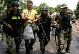 Pavão foi preso em 2009 e cumpre pena no Paraguai (Foto: Divulgação)