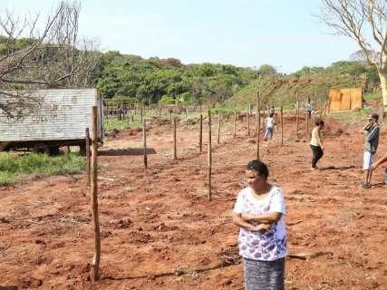 Movimentos sociais protestam no Incra por retomada da reforma agrária