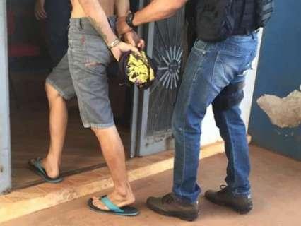 Suspeito de roubo milionário a banco de Sonora é preso no Mato Grosso