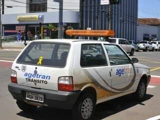Em breve, fiscais da Agetran estarão de olho também no Uber. (Foto: Alcides Neto)
