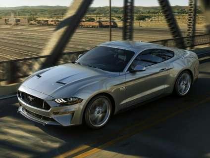 Ford apresenta o novo Mustang 2018