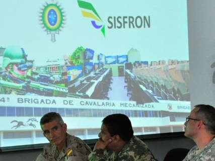 Ministro da Defesa vem a MS para conhecer monitoramento de fronteira