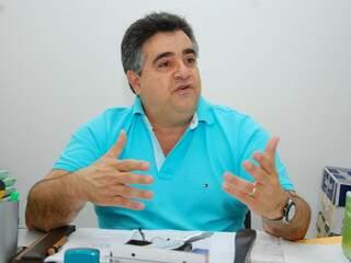 Pascoal é investigado pelo TCU por suspeita de envolvimento em desvios em obras de R$ 500 milhões(Foto:Simão Nogueira)