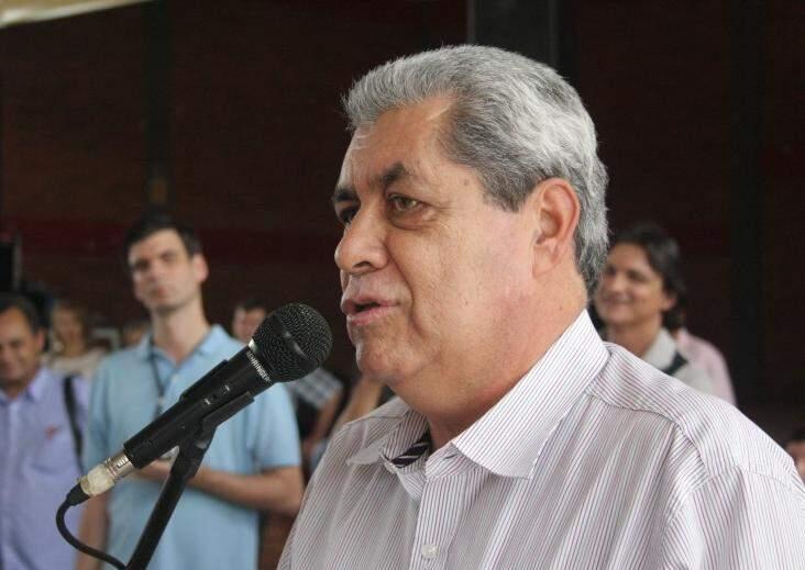 André diz que governo estadual criou todas as possibilidades para União (Foto: Marcos Ermínio)