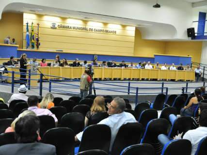 Prefeitura de Campo Grande recorre para evitar despejo de vereadores