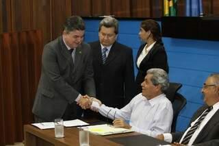 Deputado Eduardo Rocha também assina emenda.