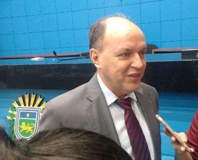 MDB espera reunião com Puccinelli para reorganizar partido, diz Mochi
