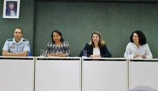 Campanha é parceria da Agetran, Detran,   Ministério Público e Batalhão de Trânsito (Foto: Divulgação)