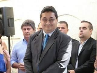 Secretário de Segurança Valério Azambuja. (Foto: Fernando Antunes)