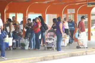 São 109 ambulantes registrados na associação (Foto: Marcos Ermínio)