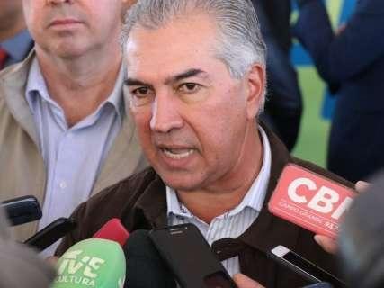 """Operação é para """"expulsar banda podre da polícia"""", afirma Reinaldo"""
