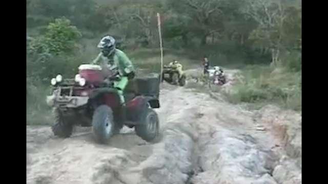 Uma aventura de quadriciclos pela Bolívia pra matar saudades