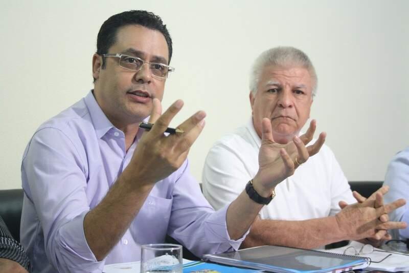 Apenas o presidente e relator da Processante devem participar de depoimento, uma vez que Alceu Bueno foi cassado pelo TRE-MS por compra de votos e aguarda recurso (Foto: Marcos Ermínio / Arquivo)