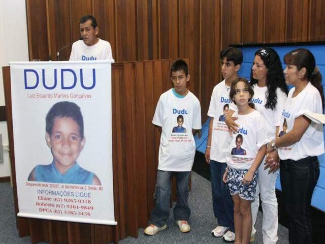 Em 2007, morte de garoto Dudu, aos 10 anos de idade, foi um dos assuntos que parou a redação do Campo Grande News.
