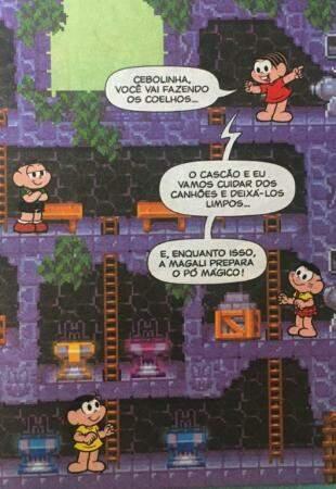 A turminha marcou a infância em uma era de ouro da TecToy no Brasil.
