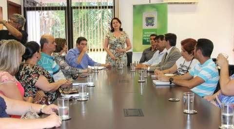 Governo envia projeto para ampliar educação integral em MS