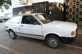 Carro da jovem seria vendido pelos suspeitos por R$ 1 mil (Foto: Marcos Ermínio)