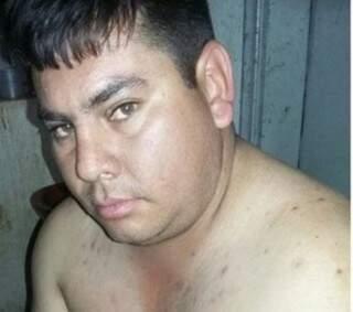 Marcio Sanchez foi ferido a tiros no ataque ao patrão e agora está preso (Foto: Divulgação)
