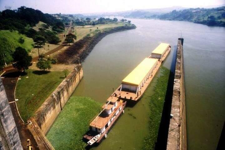 Embarcações agora voltam a circular depois de 20 meses da hidrovia desativada. (Foto:  Secretaria de Meio Ambiente/SP)