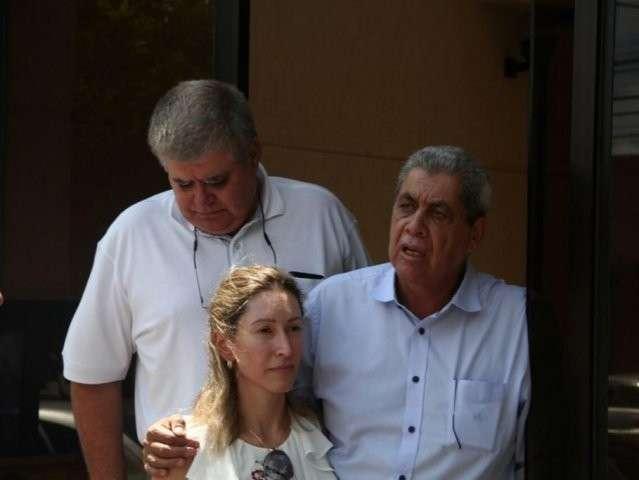 Puccinelli e filho voltam para a cela 17 e fazem companhia para Giroto e Amorim