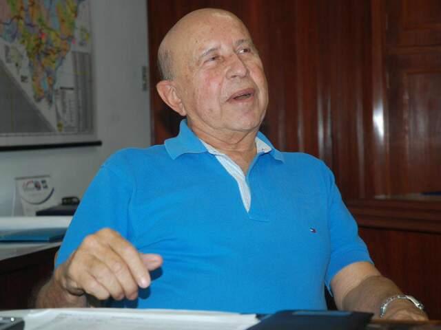 Marcelo Miranda comandava o Dnit desde 2003. Hoje, nem chegou a ir ao trabalho. (Foto: Marcelo Victor/Arquivo)