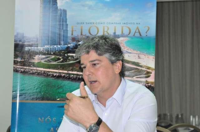 Evento oferece apartamentos na Flórida com preço de 300 mil dólares