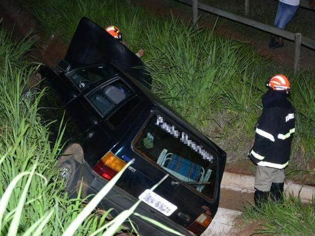 Acidente aconteceu na BR - 267 (Foto: Rádio Portal News)