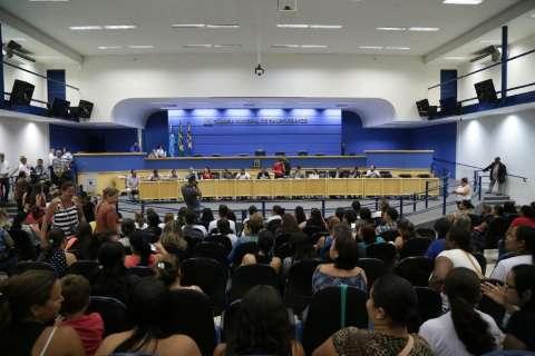 Marquinhos promete 'solução definitiva' para terceirizados até 10 de janeiro