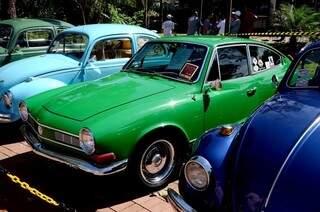 Público poderá conhecer automóveis antigos (Foto: divulgação)