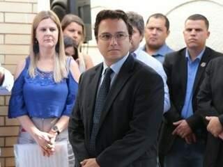 Pedro Pedrossian Neto, secretário de Finanças, que acumulará a pasta de Receita. (Foto: Mayara Bueno/Arquivo)