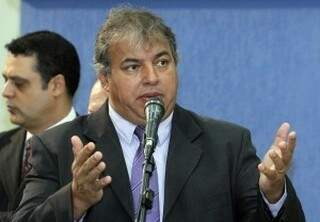 Alceu Bueno corre o risco de ser o quarto vereador da Capital cassado pelo TRE (Foto: arquivo)