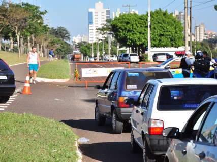 Lançamento de obras do aquário modifica trânsito na Afonso Pena
